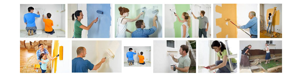 malowanie wnętrz budownictwo
