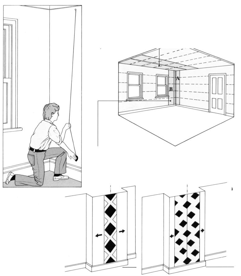 Jak tapetować ściany i trudne miejsca?